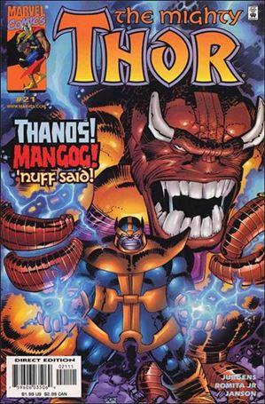 Thor (1998) 21-A