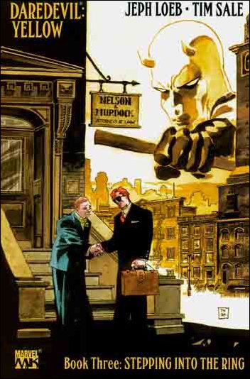 Daredevil: Yellow 3-A by Marvel