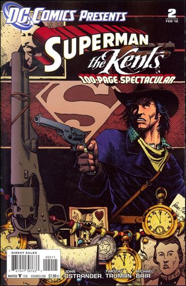 DC Comics Presents: Superman The Kents 2-A by DC
