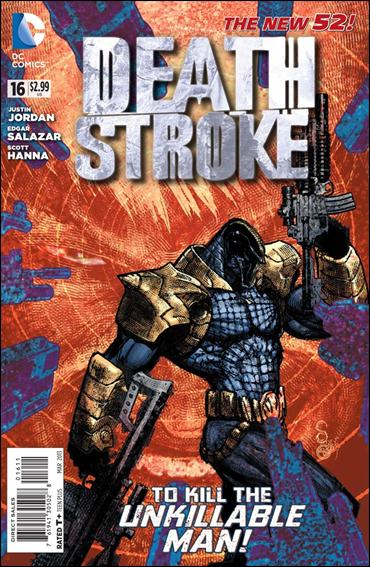 Deathstroke 16-A by DC