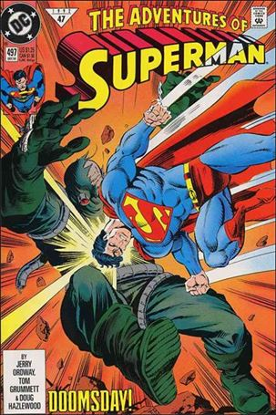 Adventures of Superman (1987) 497-A