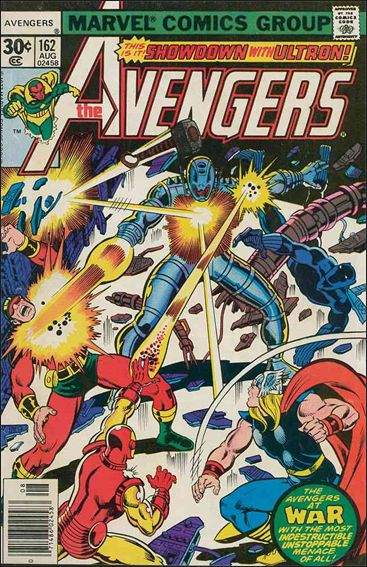 Avengers (1963) 162-A by Marvel