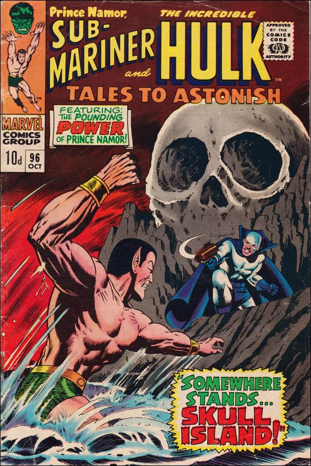 Tales to Astonish (1959) 96-B by Marvel
