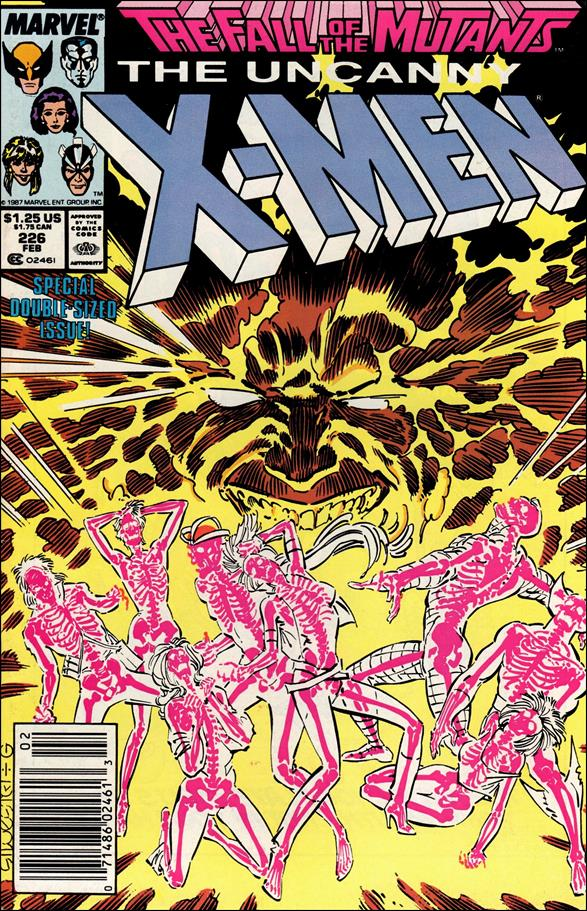 Uncanny X-Men (1981) 226-A by Marvel