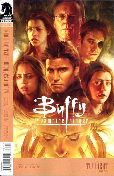 Buffy the Vampire Slayer Season Eight 35-A by Dark Horse