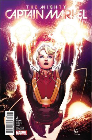 Mighty Captain Marvel 1-D