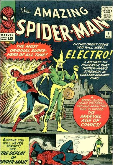 Amazing Spider-Man (1963) 9-A by Marvel