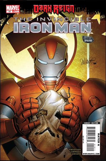 Invincible Iron Man (2008) 19-A by Marvel