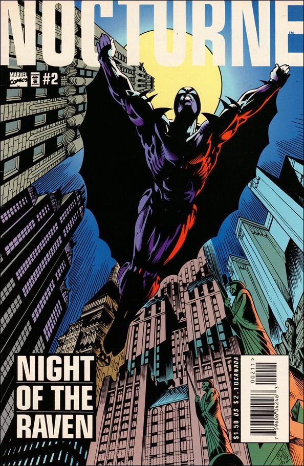 Nocturne (UK) 2-A by Marvel UK