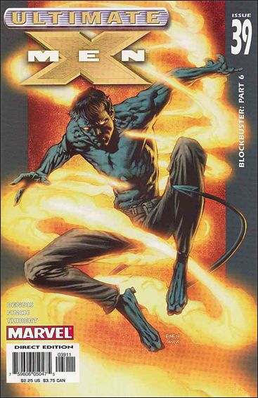 Ultimate X-Men (2000) 39-A by Marvel