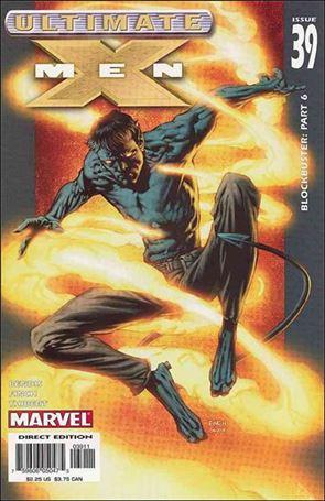 Ultimate X-Men (2000) 39-A