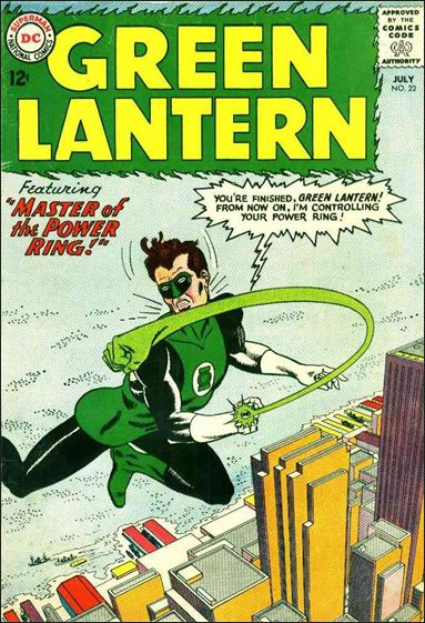 Green Lantern (1960) 22-A by DC