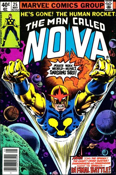Nova (1976) 25-A by Marvel