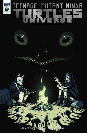 Teenage Mutant Ninja Turtles Universe 9-C