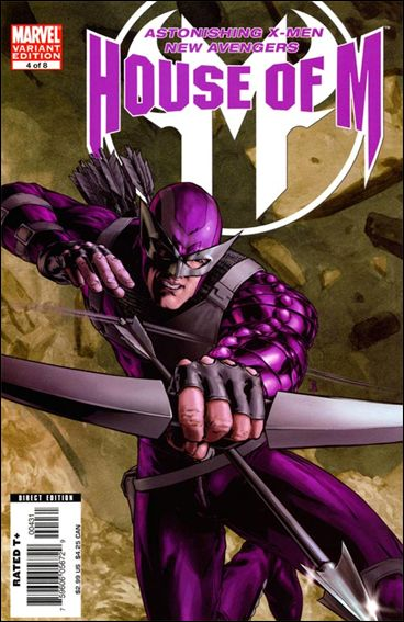 House of M (2005) 4-C by Marvel