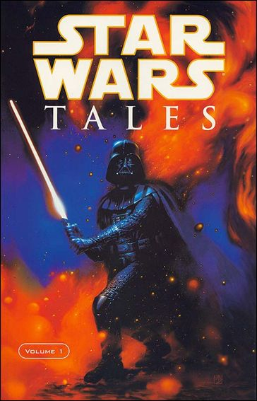 Star Wars: Tales 1-A by Dark Horse