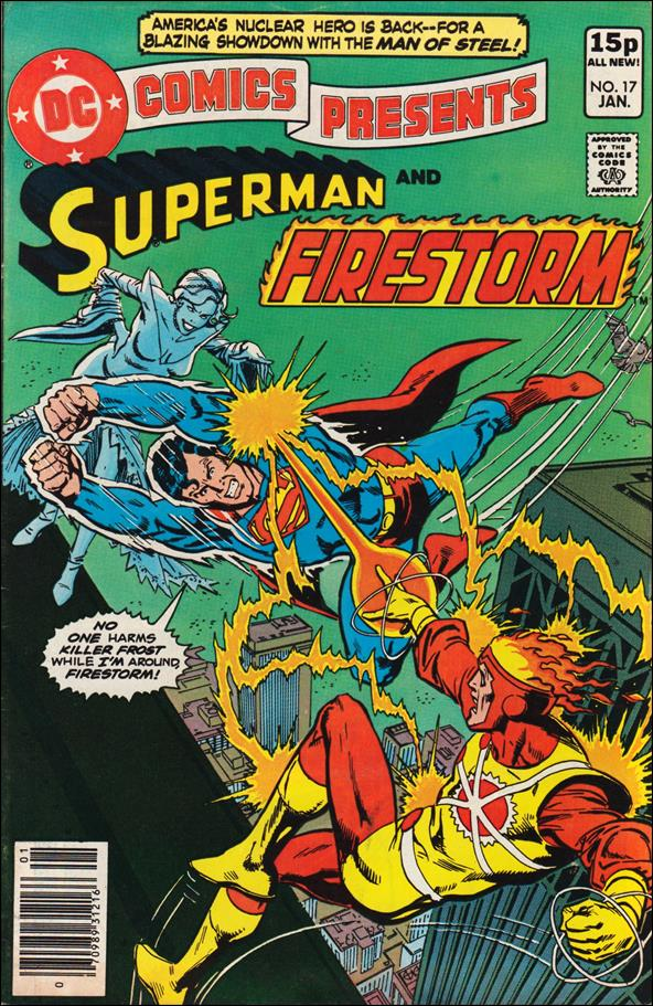 DC Comics Presents 17-B by DC