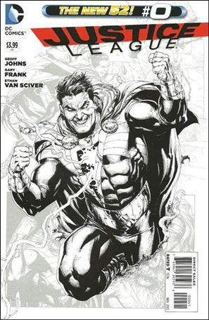Justice League (2011) 0-E