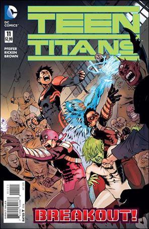 Teen Titans (2014) 11-A
