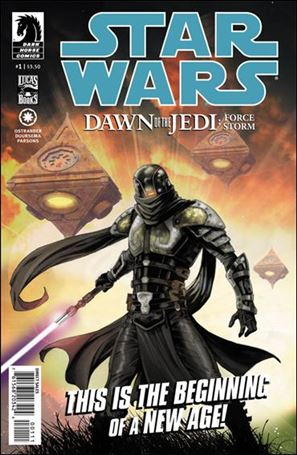Star Wars: Dawn of the Jedi - Force Storm 1-A