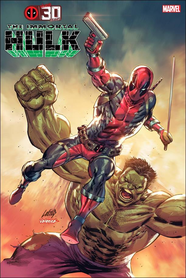 Immortal Hulk 45-C by Marvel