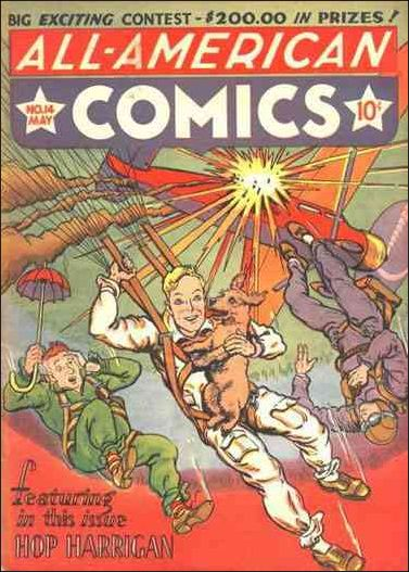 All-American Comics (1939) 14-A by DC