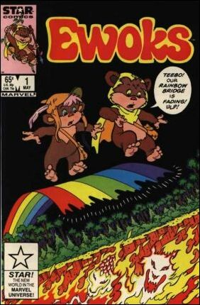 Ewoks 1-A by Star