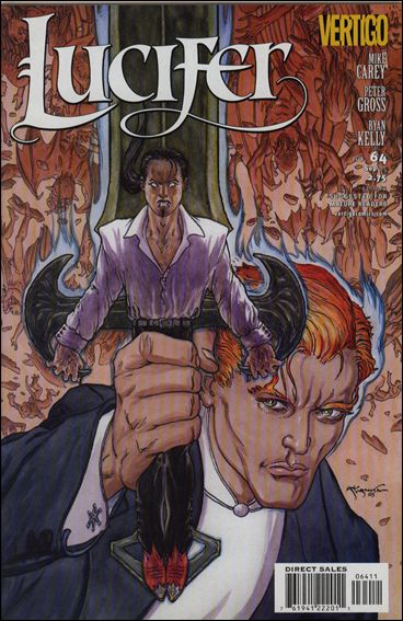Lucifer (2000) 64-A by Vertigo