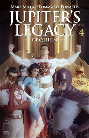 Jupiter's Legacy: Requiem 4-B
