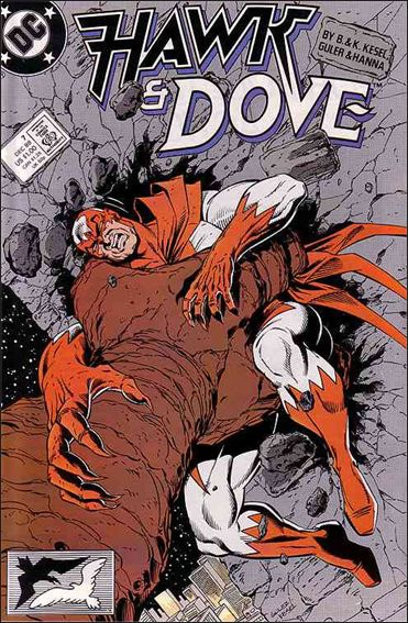 Hawk and Dove (1989) 7-A by DC