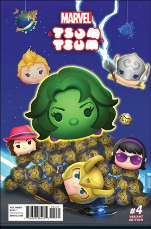 Marvel Tsum Tsum 4-C