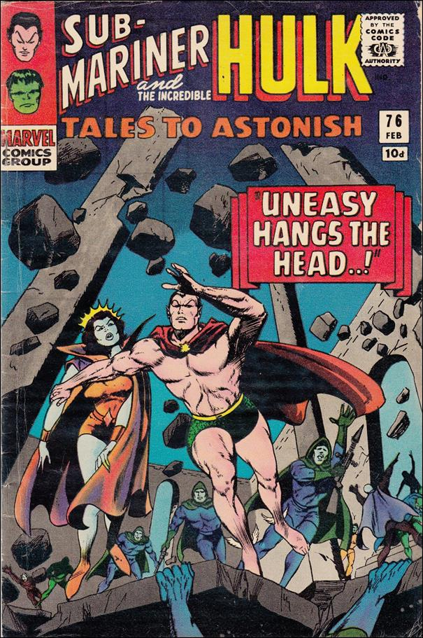 Tales to Astonish (1959) 76-B by Marvel
