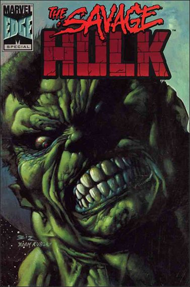 Savage Hulk 1-A by Marvel