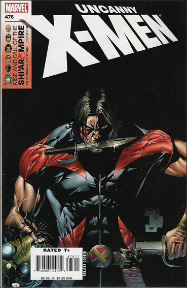 Uncanny X-Men (1981) 476-A by Marvel