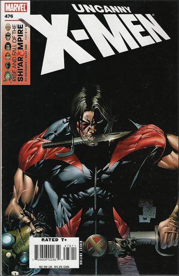 Uncanny X-Men (1981) 476-A by Marvel