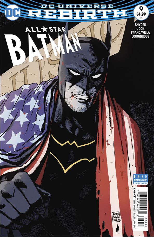 All-Star Batman 9-C by DC