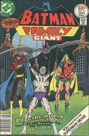 Batman Family 13-A