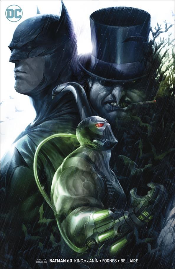 Batman (2016) 60-B by DC