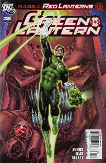 Green Lantern (2005) 36-A by DC
