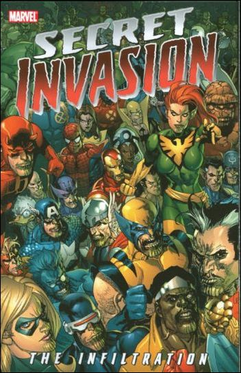 Secret Invasion:  The Infiltration nn-A by Marvel