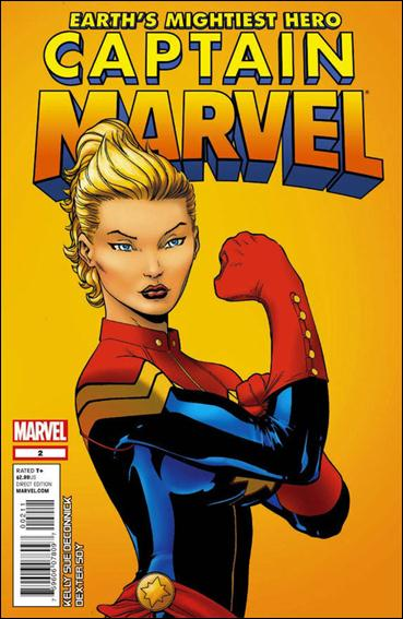 Captain Marvel (2012) 2-A by Marvel