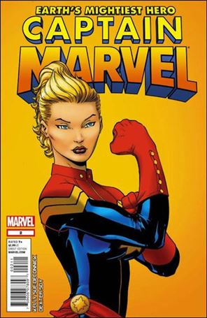 Captain Marvel (2012) 2-A