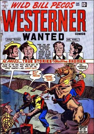 Westerner (1948) 20-A by Toytown
