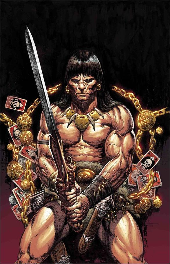 Savage Sword of Conan (2019) 8-B by Marvel