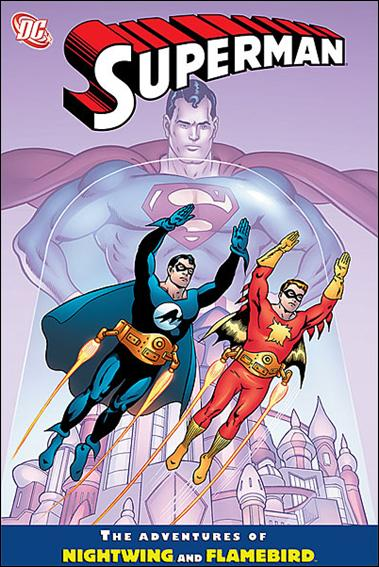 Superman: The Adventures of Nightwing and Flamebird 1-A by DC