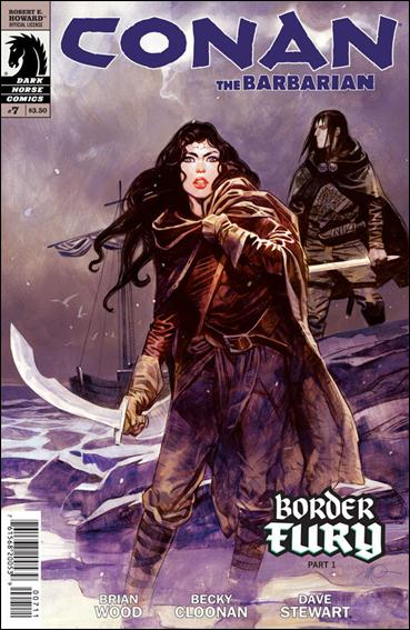 Conan the Barbarian (2012) 7-A by Dark Horse