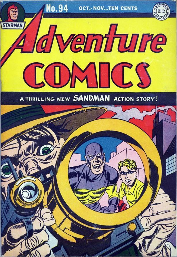 Adventure Comics (1938) 94-A by DC