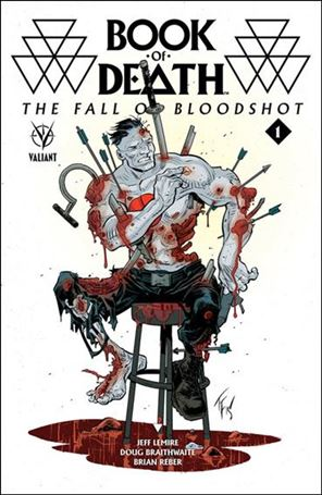 Book of Death: Fall of Bloodshot 1-D