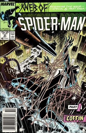 Web of Spider-Man (1985) 31-A