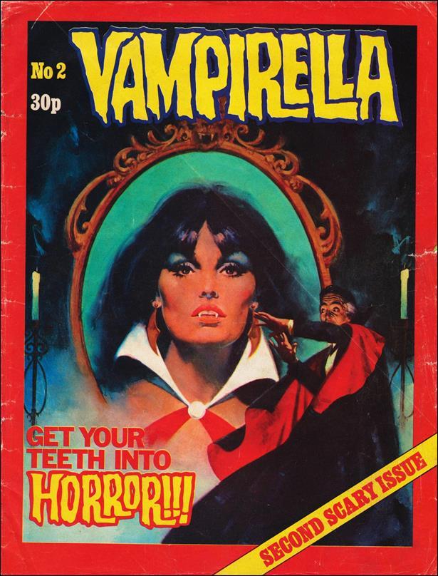 Vampirella (UK) 2-A by IPC